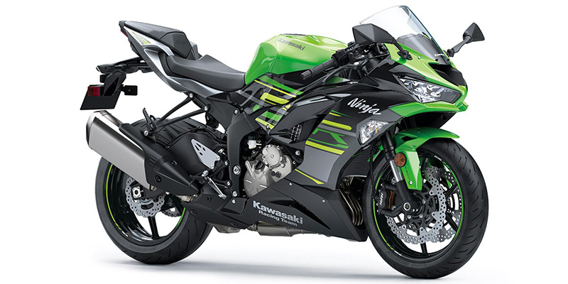 2019 Kawasaki Ninja® ZX™-6R ABS KRT Edition at Kawasaki Yamaha of Reno, Reno, NV 89502