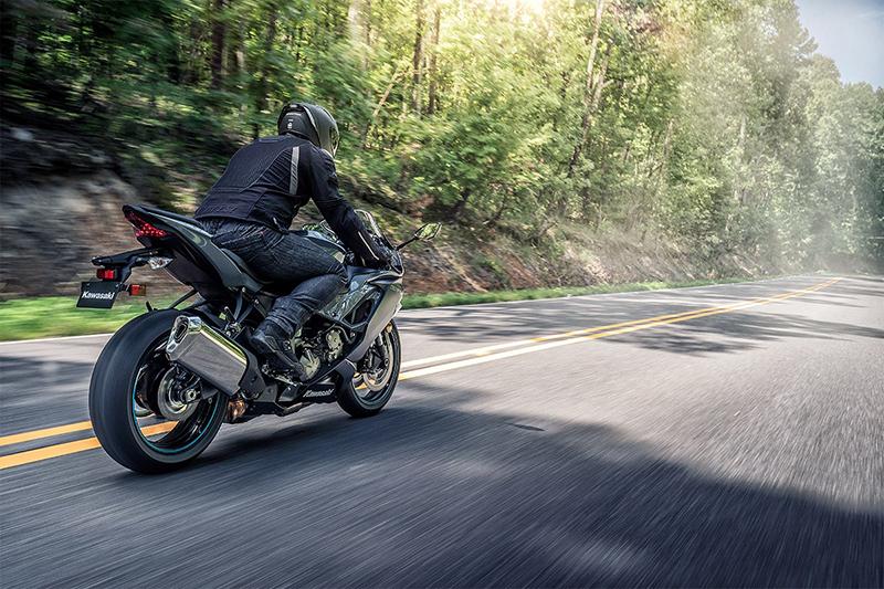 2019 Kawasaki Ninja® ZX™-6R Base at Kawasaki Yamaha of Reno, Reno, NV 89502