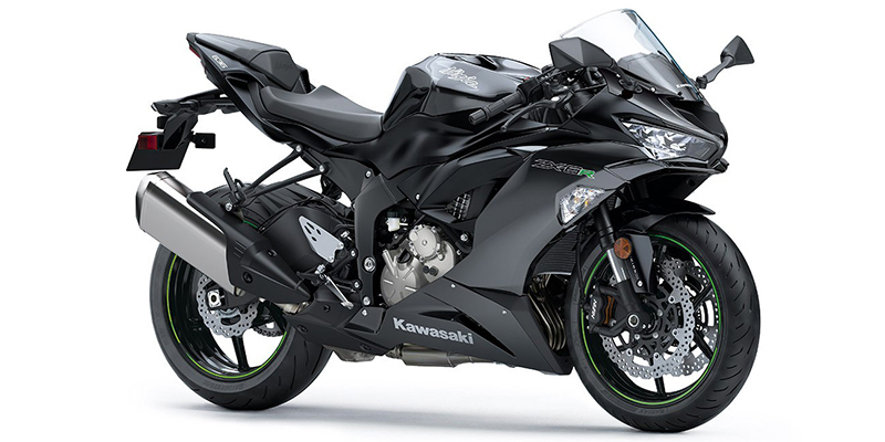 Ninja® ZX™-6R at Hebeler Sales & Service, Lockport, NY 14094