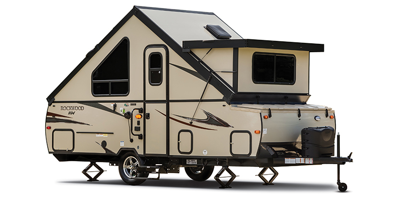 Rockwood Hard Side A122S at Youngblood Powersports RV Sales and Service
