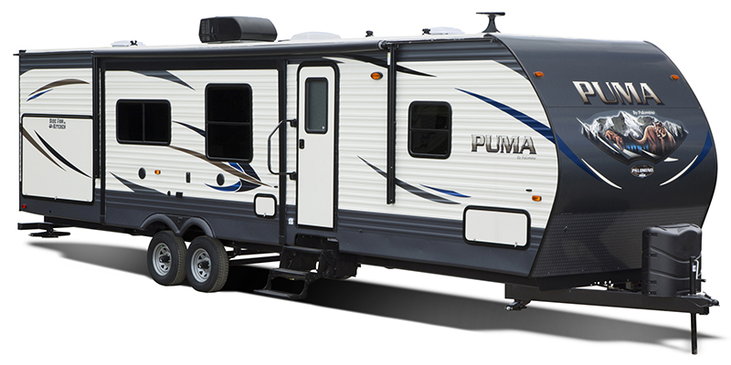 2019 Palomino Puma 29QBSS Bunk Beds at Campers RV Center, Shreveport, LA 71129