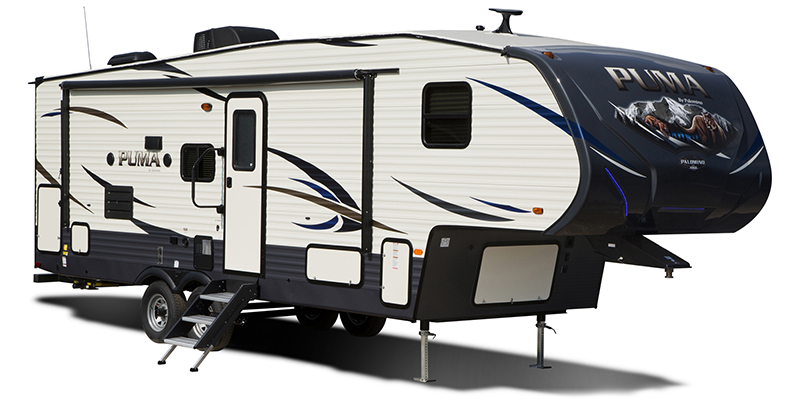 Puma 253FBS at Youngblood Powersports RV Sales and Service