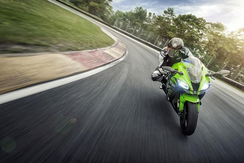 2019 Kawasaki Ninja® ZX™-10R KRT Edition at Kawasaki Yamaha of Reno, Reno, NV 89502