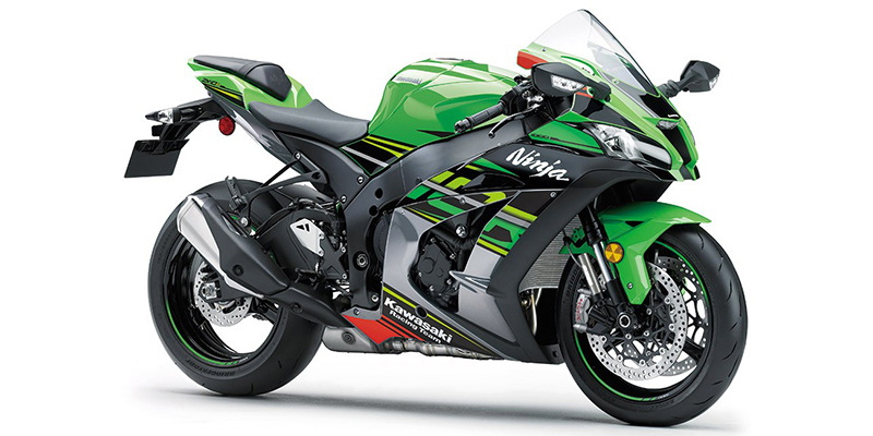 Ninja® ZX™-10R KRT Edition at Hebeler Sales & Service, Lockport, NY 14094