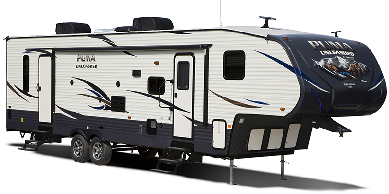 Puma Unleashed 351THSS at Youngblood Powersports RV Sales and Service