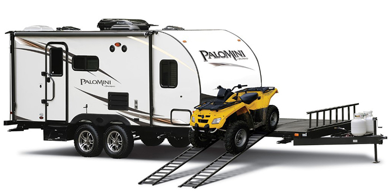 PaloMini 177 ORV BH at Youngblood Powersports RV Sales and Service