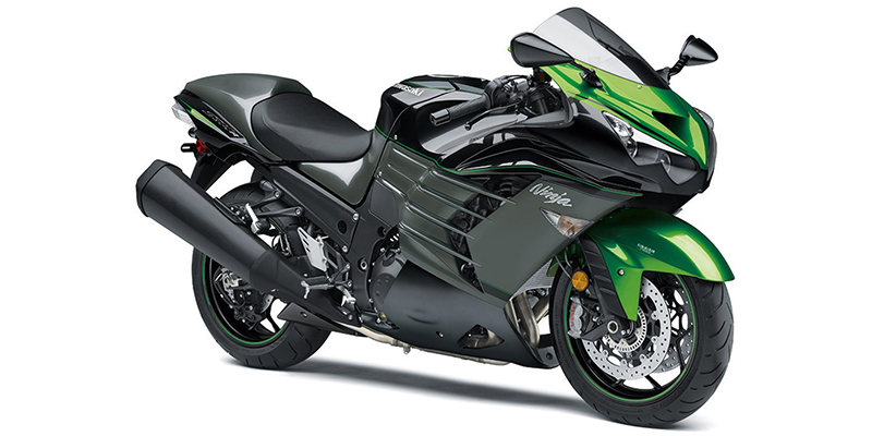 2019 Kawasaki Ninja ZX-14R Base at Sloan's Motorcycle, Murfreesboro, TN, 37129