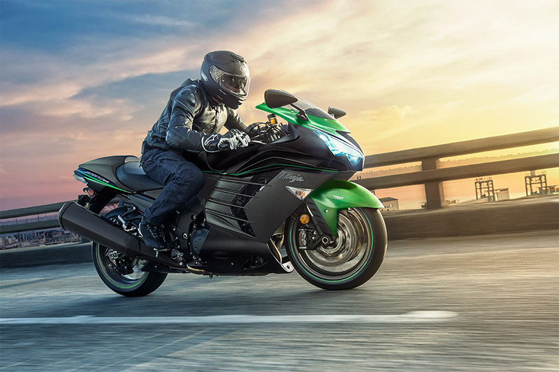 2019 Kawasaki Ninja ZX-14R Base at Kawasaki Yamaha of Reno, Reno, NV 89502