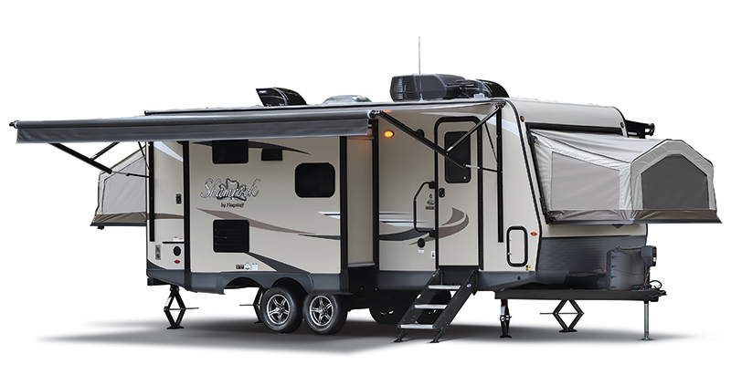 Flagstaff Shamrock 23BDS at Youngblood Powersports RV Sales and Service