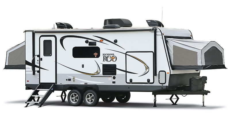 Rockwood Roo 23BDS at Youngblood Powersports RV Sales and Service