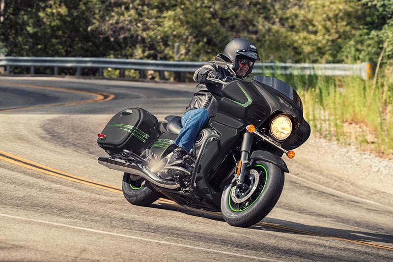 2019 Kawasaki Vulcan® 1700 Vaquero® ABS at Kawasaki Yamaha of Reno, Reno, NV 89502