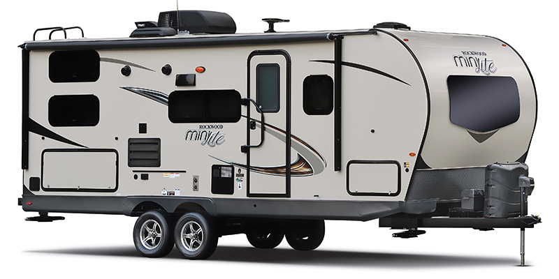 Rockwood Mini Lite 2508 at Youngblood Powersports RV Sales and Service