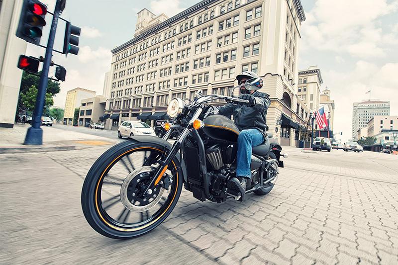 2019 Kawasaki Vulcan® 900 Custom at Kawasaki Yamaha of Reno, Reno, NV 89502
