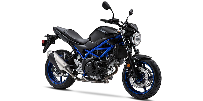 2019 Suzuki SV 650 ABS at Sloans Motorcycle ATV, Murfreesboro, TN, 37129