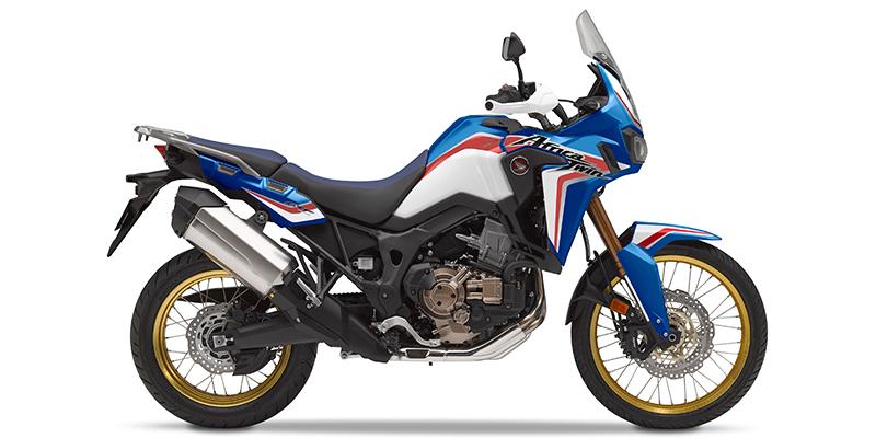 2019 Honda Africa Twin Base at Sloan's Motorcycle, Murfreesboro, TN, 37129