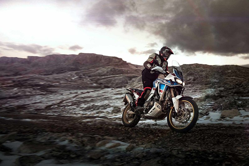 2019 Honda AFRICA TWIN ADV SPORTS DCT Adventure Sports DCT at Genthe Honda Powersports, Southgate, MI 48195