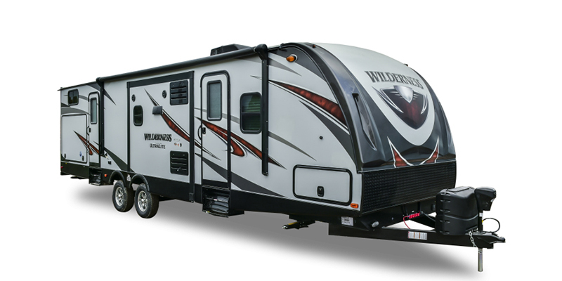 Wilderness WD 2300 DB at Youngblood Powersports RV Sales and Service