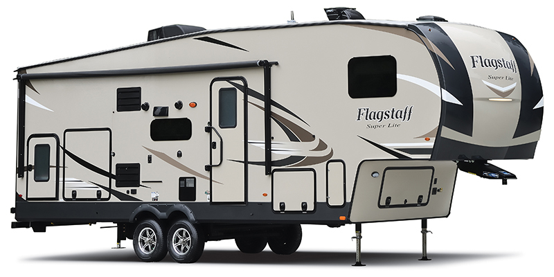 Flagstaff Super Lite 528RKS at Youngblood Powersports RV Sales and Service