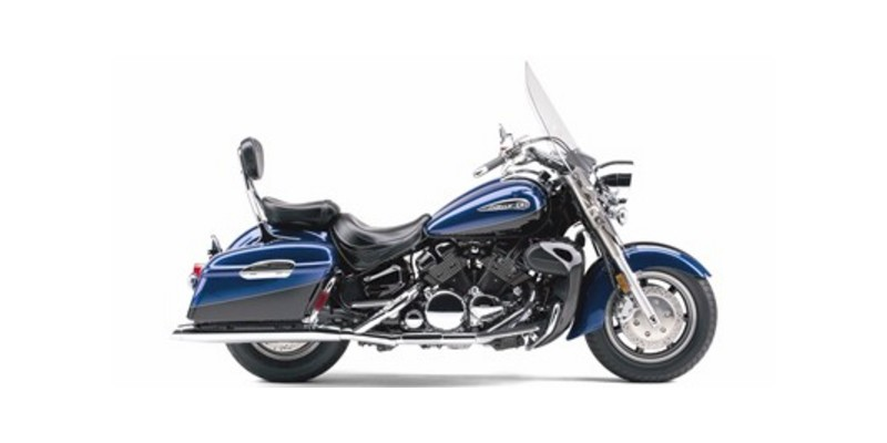2008 Yamaha Royal Star Tour Deluxe at Twisted Cycles