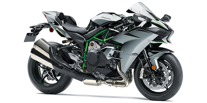 2019 Kawasaki Ninja® H2™ Base at Kawasaki Yamaha of Reno, Reno, NV 89502