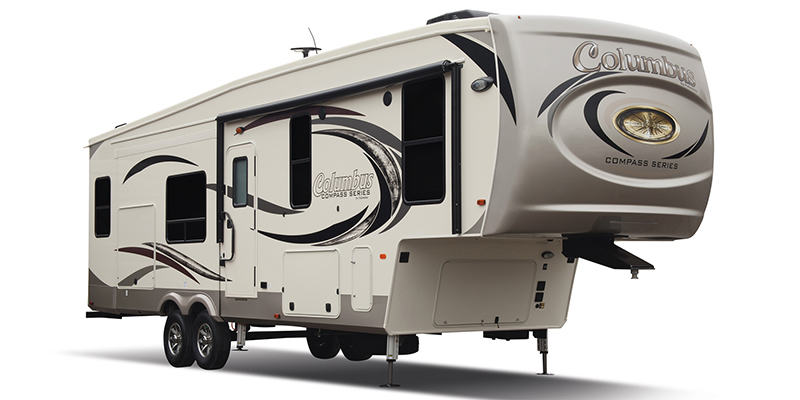 Columbus Compass 366RLC at Youngblood Powersports RV Sales and Service
