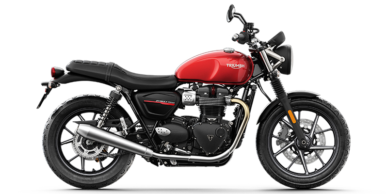 2019 Triumph Street Twin Base at Stu's Motorcycles, Fort Myers, FL 33912