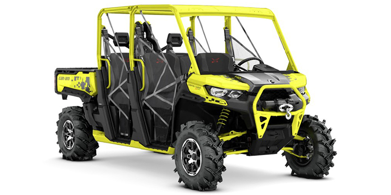 2019 Can-Am Defender MAX X mr HD10 at Aces Motorcycles - Fort Collins