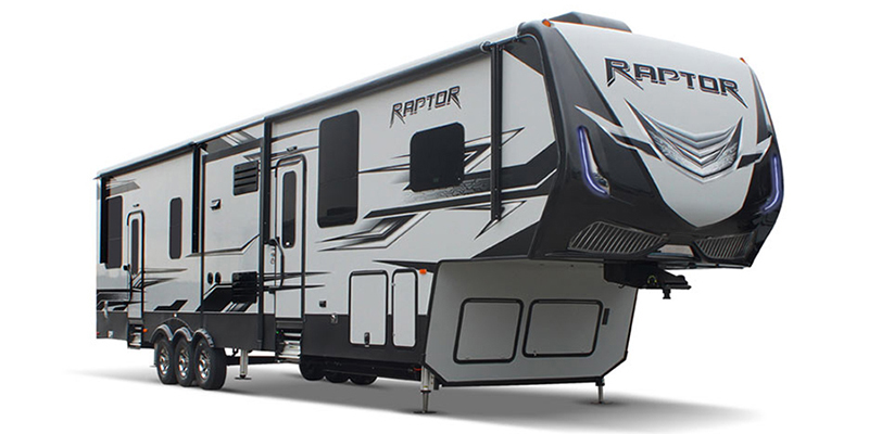 Raptor 356 at Campers RV Center, Shreveport, LA 71129