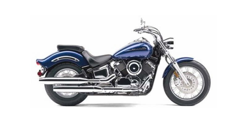 2008 Yamaha V Star 1100 Custom at Aces Motorcycles - Fort Collins