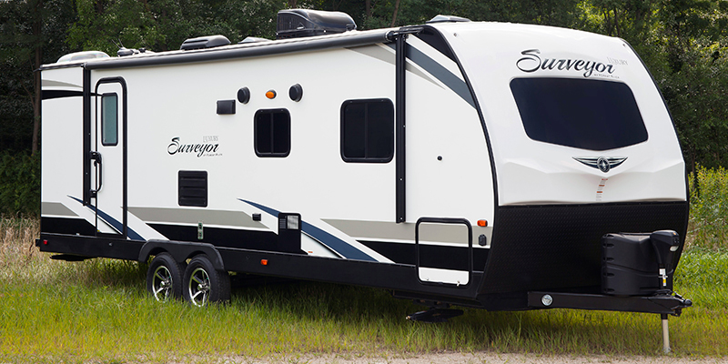 Surveyor Luxury 250FKS at Youngblood Powersports RV Sales and Service