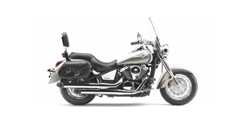 2008 Kawasaki Vulcan 900 Classic LT at Interstate Honda
