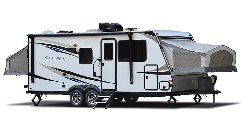 SolAire Expandable 163X at Youngblood Powersports RV Sales and Service