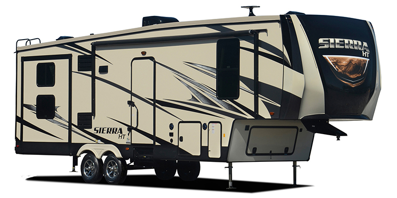 Sierra HT 3275DBOK at Youngblood Powersports RV Sales and Service