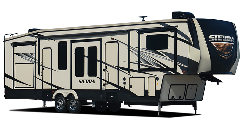 Sierra 384QBOK at Youngblood Powersports RV Sales and Service