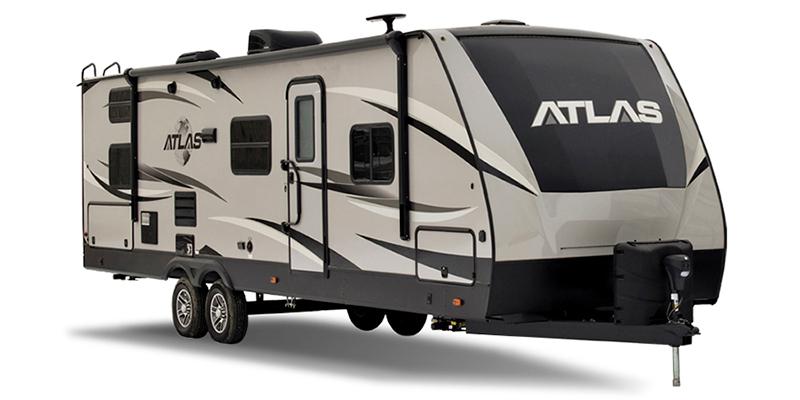 Atlas 3302RL at Campers RV Center, Shreveport, LA 71129