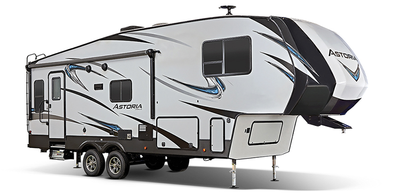 Aerolite Astoria 3123BHF at Campers RV Center, Shreveport, LA 71129