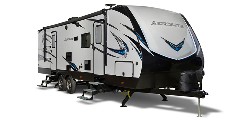 Aerolite 3303RL at Campers RV Center, Shreveport, LA 71129