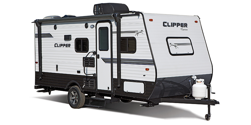 Clipper Single Axle 16FB at Campers RV Center, Shreveport, LA 71129