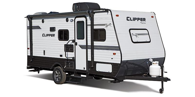 Clipper Single Axle 17FQS at Campers RV Center, Shreveport, LA 71129