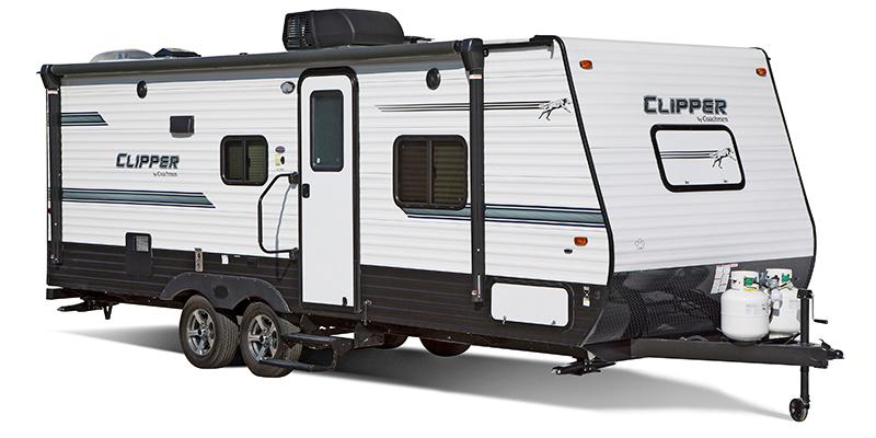 Clipper Tandem Axle 21BH at Campers RV Center, Shreveport, LA 71129