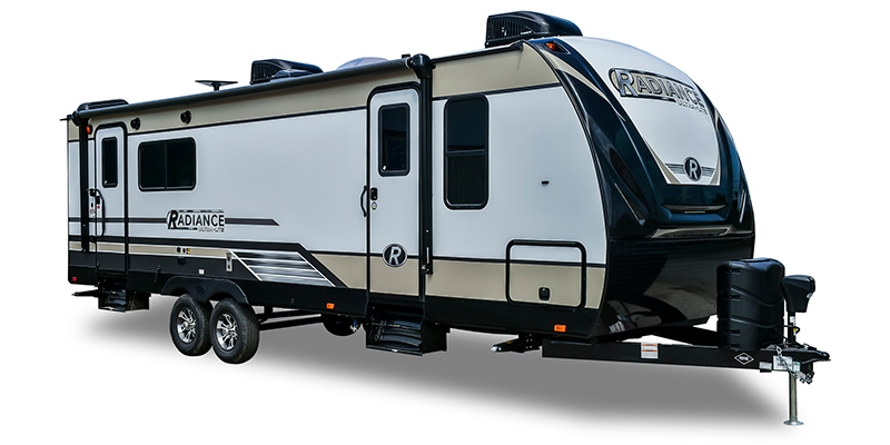 Radiance Ultra Lite R-22RB at Youngblood Powersports RV Sales and Service
