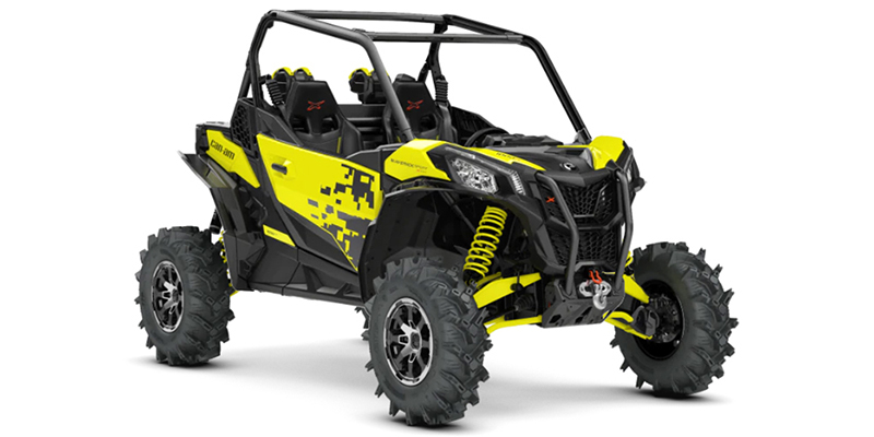 Maverick™ Sport X mr 1000R  at Jacksonville Powersports, Jacksonville, FL 32225