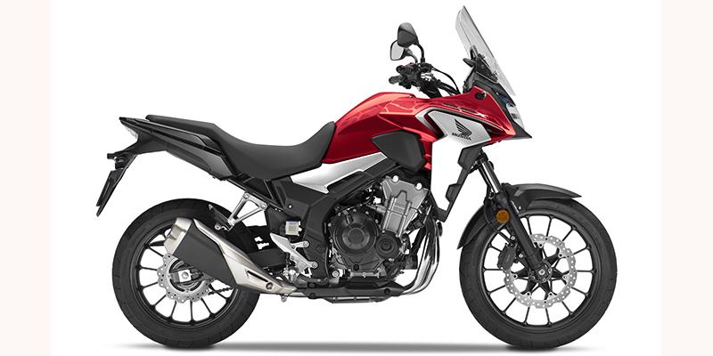 2019 Honda CB500X Base at Genthe Honda Powersports, Southgate, MI 48195
