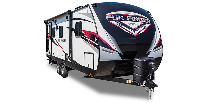 Fun Finder Extreme Lite 29KR at Youngblood Powersports RV Sales and Service