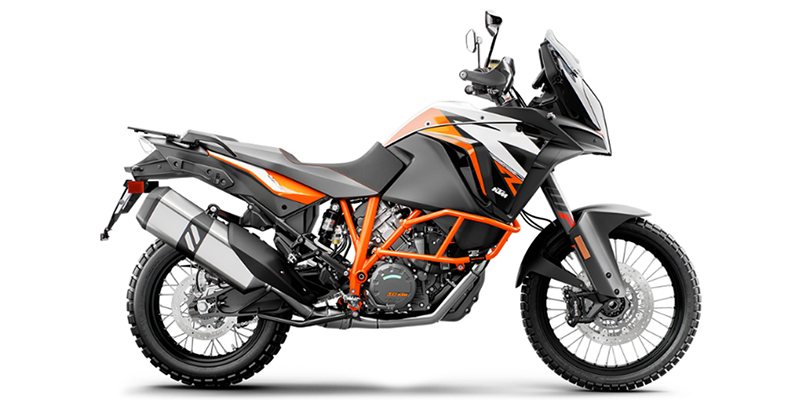 2019 KTM Super Adventure 1290 R at Lynnwood Motoplex, Lynnwood, WA 98037