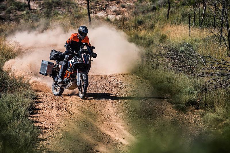 2019 KTM Super Adventure 1290 R at Riderz