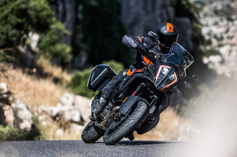 2019 KTM Super Adventure 1290 S at Lynnwood Motoplex, Lynnwood, WA 98037