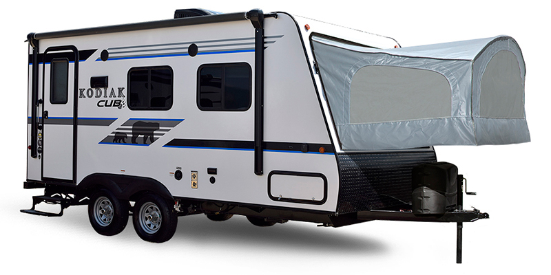 Kodiak Ultra-Lite 172E at Campers RV Center, Shreveport, LA 71129