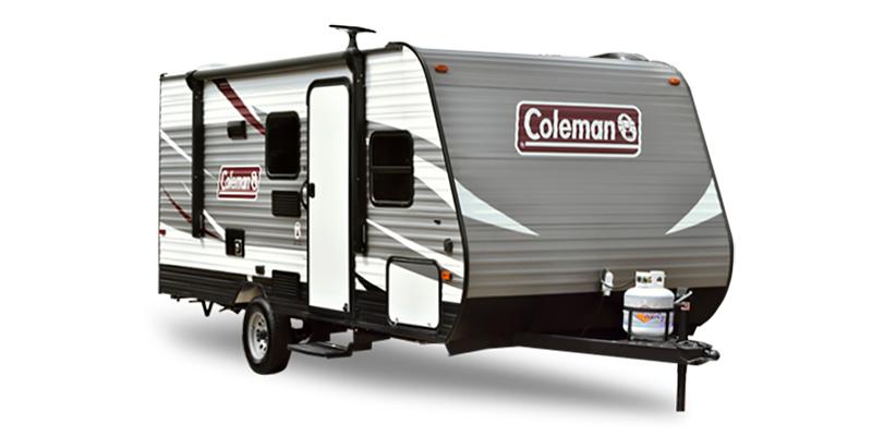 2019 Dutchmen Coleman Lantern LT 18FQ at Campers RV Center, Shreveport, LA 71129