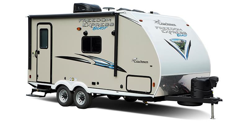 Freedom Express Blast 283BL at Campers RV Center, Shreveport, LA 71129